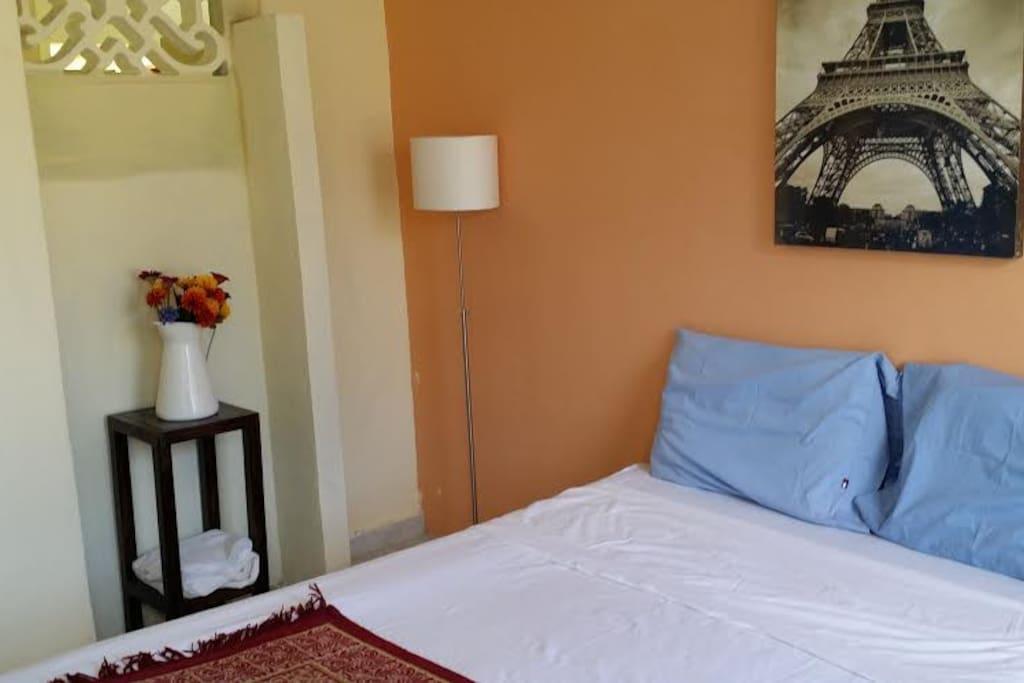 privet room with a privet Entrence privet bathroom