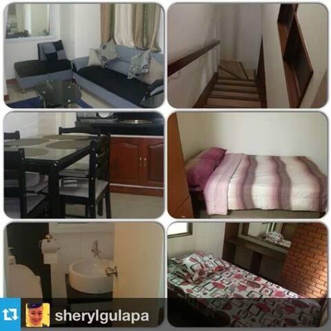 Cozy and Clean 2 Bedroom Condo Unit - Quezon City - Talo