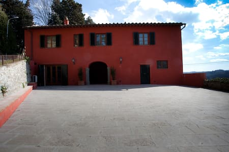 Farmhouse in Chianti near Florence. - Romola - アパート