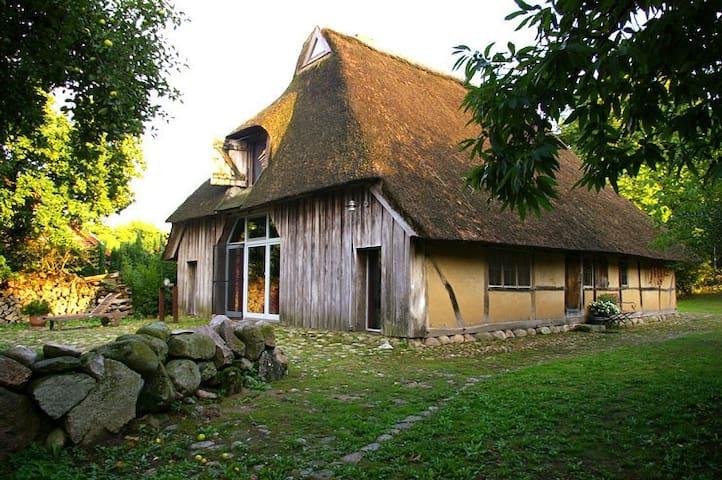 Ferien in historischer Bauernkate