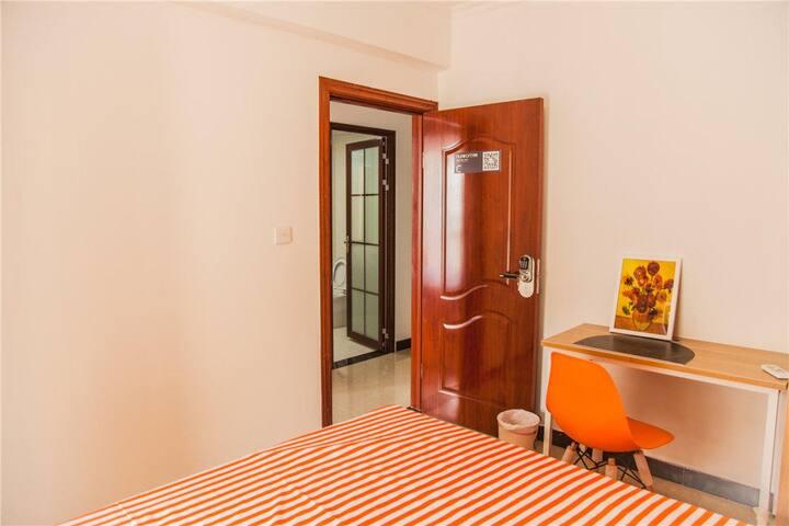 住到我的房子里,会让你体会到家的温馨 - Zhengzhou - Huis