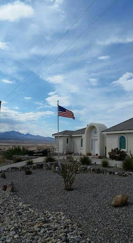Amazing view from casita - Bullhead City - Bungalow