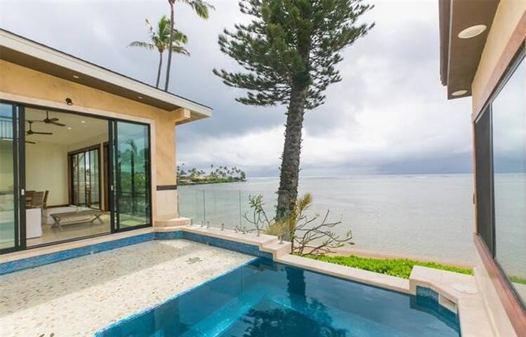 !! 1/2 OFF !!  Ocean front Paradise!