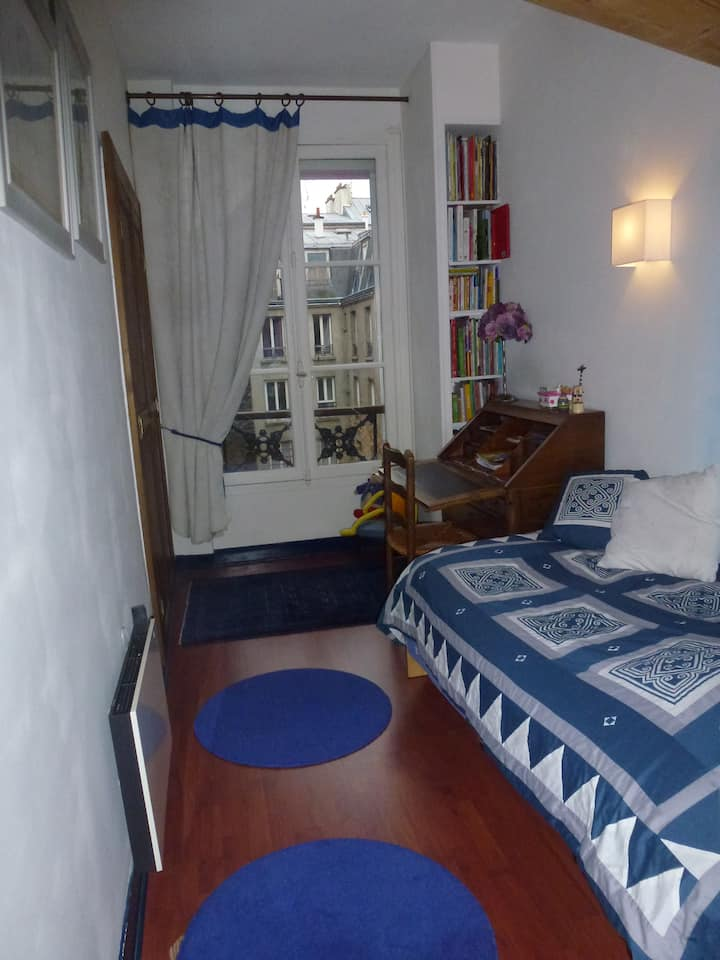 On single room or and double room