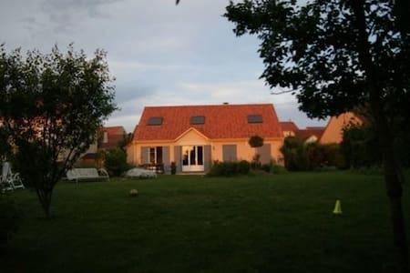 Maison proche de Roissy CDG - Puiseux-en-France