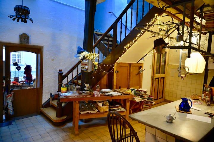 Ferien im Haus der Hutmacherin / Doppelzimmer
