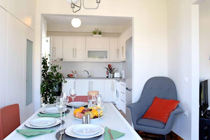 Esszimmer - Küche