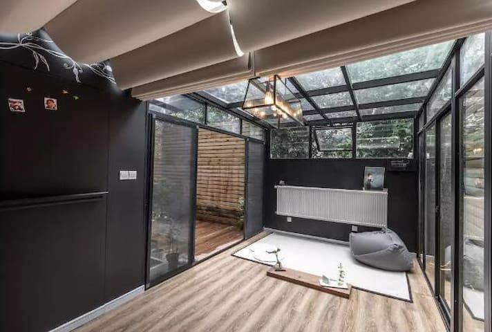 归隐-整屋消毒 多条轨直达私家花园  超大投影 品质套房 视听影音享受