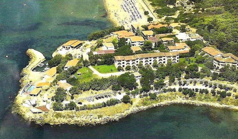 Residence Poseidon Club - Capopiccolo - Huoneisto