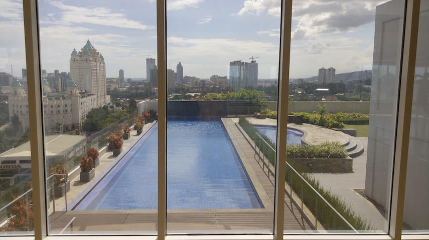 Fully furnished condo @Cebu IT Park - Cebu City - Wohnung