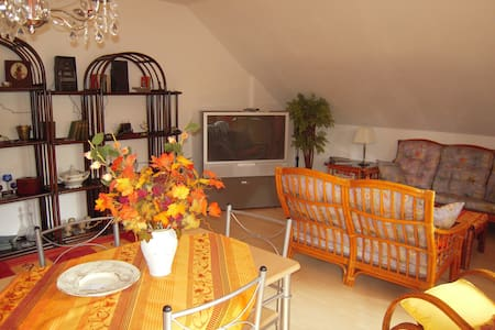 "Holiday appartment "" Haus Kirberg "" in Hesse - Hünfelden - อพาร์ทเมนท์"