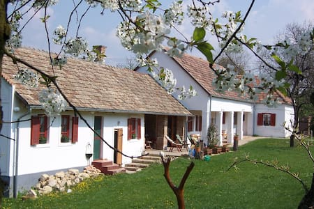 Pear Cottage in Western Hungary