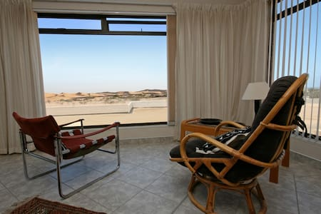 Chala-Kigi....on the  Namib Dunes - Apartment