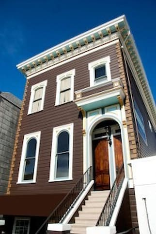 Gorgeous New Victorian 2BR 1.5BA