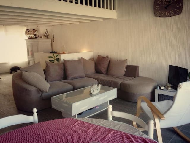 Villa T4 80m² à 400m des plages - Saint-Mandrier-sur-Mer - House