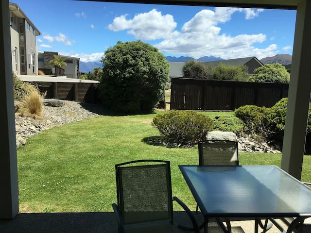 Alpine1A On Anderson (downstairs apartment) - Wanaka - Wohnung