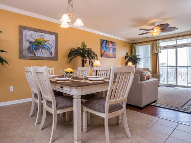 Sunset Island, 2 Hidden Cove Way, 3B - Dining Area