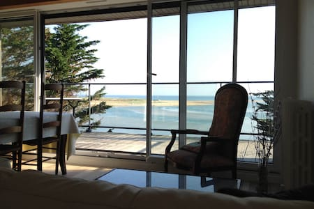 Appartement T4 vue sur mer - Guidel - Lägenhet