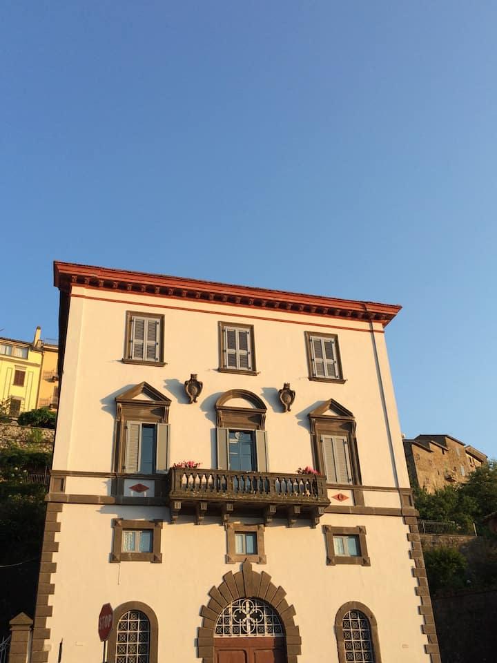 Affascinante palazzo storico