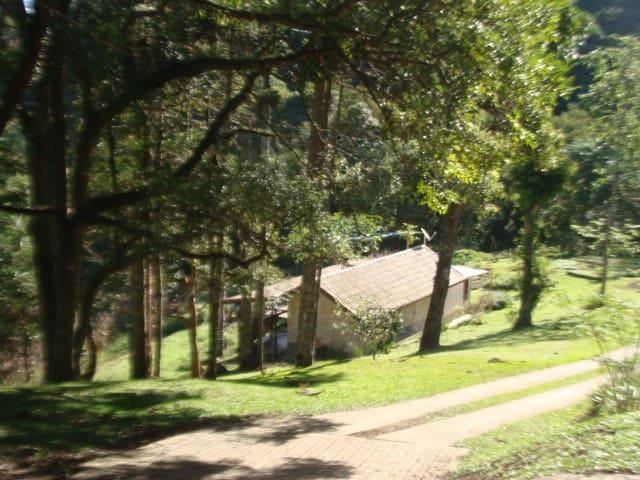 Chalé da Horta Sítio Quintal - Santo Antônio do Pinhal - Cottage