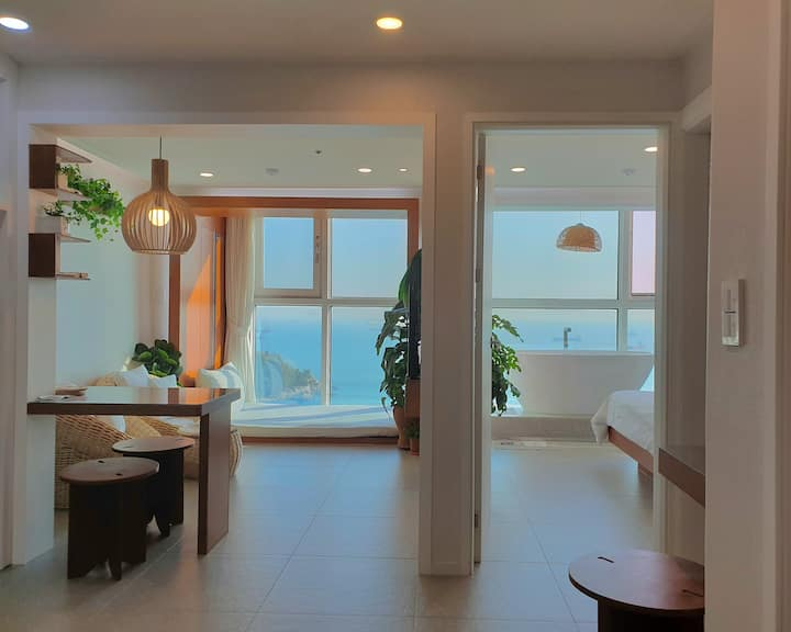 에메랄드 ocean view spa #Nampo#자갈치#부산역#영도#태종대 #흰여울문화마을