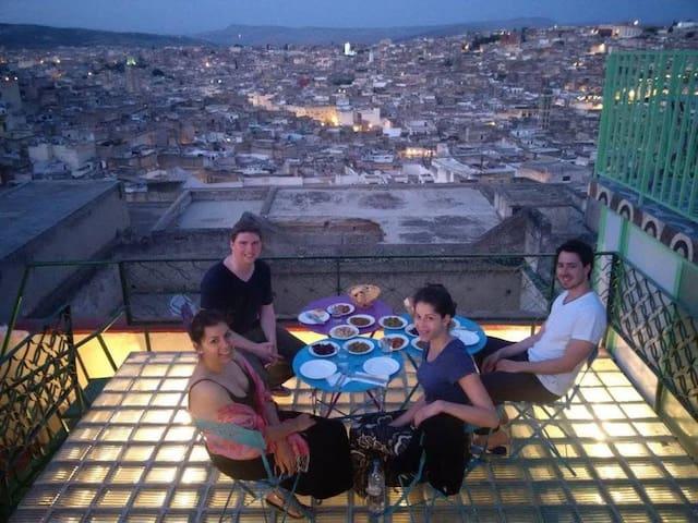 Palais el yazid - Fez - Casa