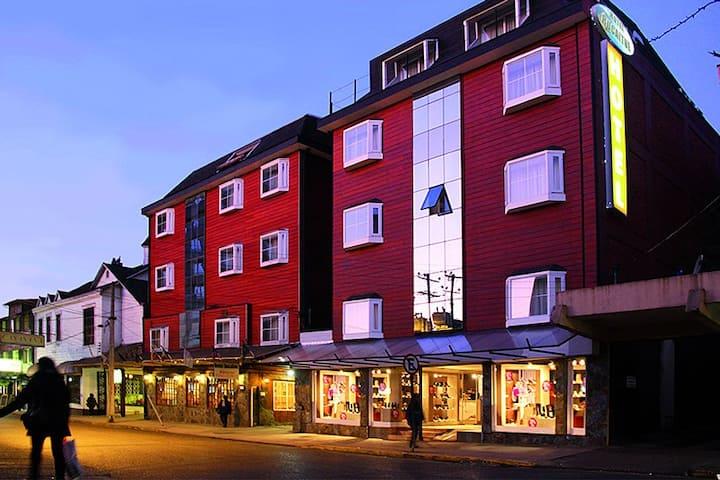 Departamento Hotel Rucaitue Osorno
