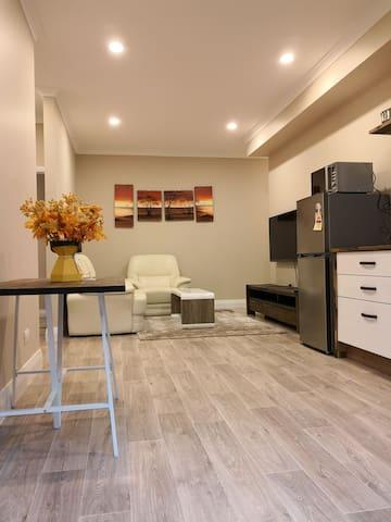Mi2 Brand New 2 bedrooms and 1 bathroom