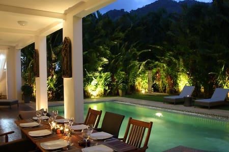 Large Villa With Mountain Views & Private Pool - Kammala - Villa