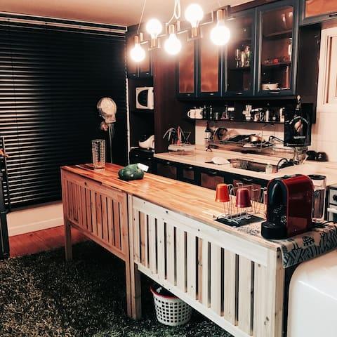 BK`s Home - Gangnam-gu - Apartament