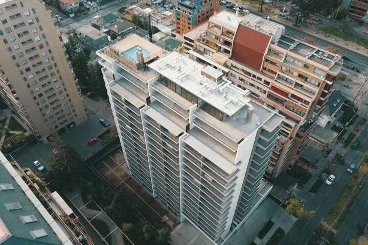Nuevo y moderno en Las Condes, la mejor ubicación.