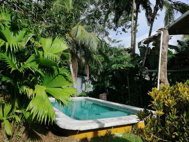Casa Escondida #1, 7beds, 2 A/C in bdr, pool.