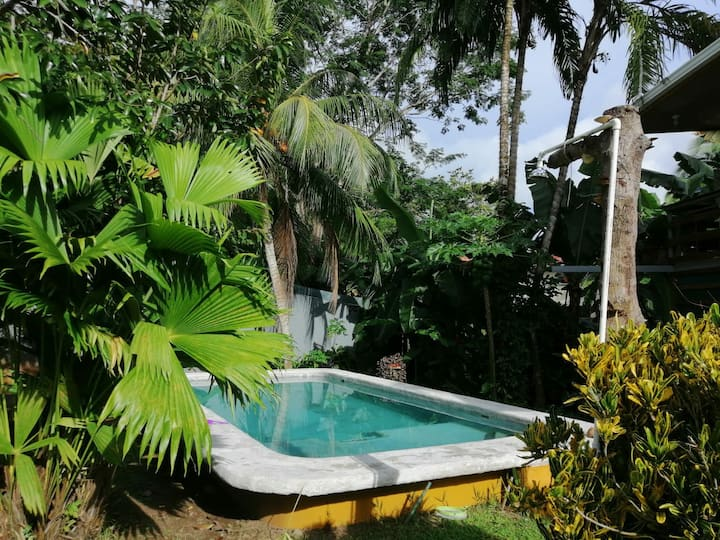 Casa Escondida #1, 7beds, 2 A/C in bdr, pool.