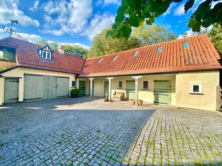 A charming Annexe in rural setting