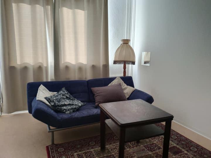 Cozy minimalistic Studio Apartment