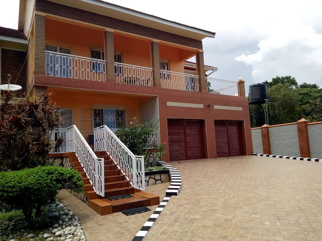 Your best vacation villa in Entebbe