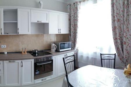 Cozy apartment in citycenter Astana - Астана - Квартира