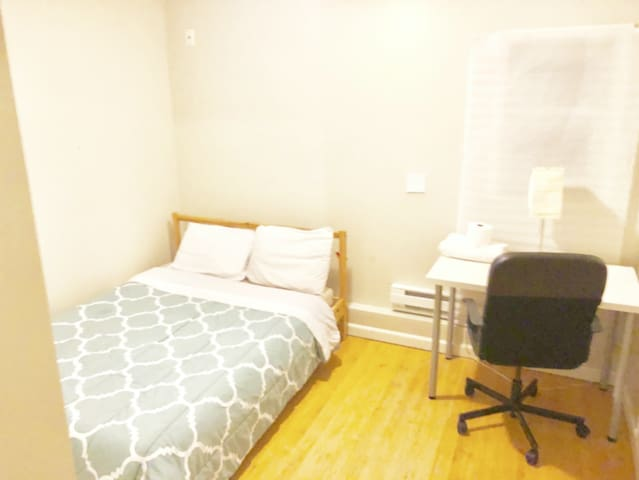 2. Private Bedroom in Palo Alto House