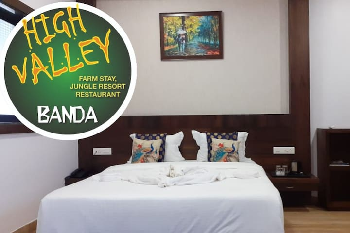 High Valley Jungle Resort - Double Deluxe 2