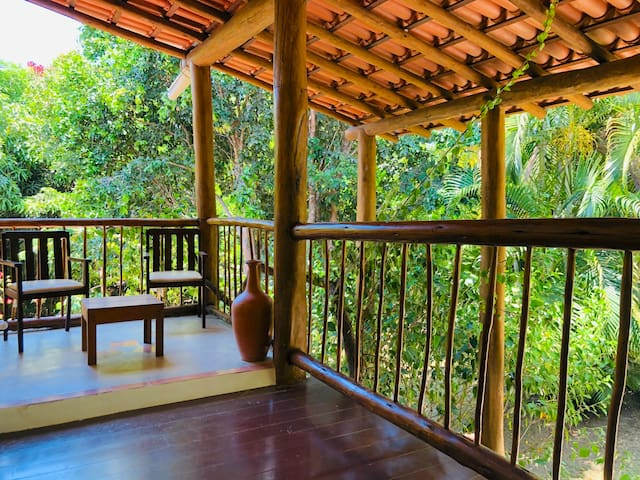 BANGALÔ 5 - Vila das Brisas - Praia do Espelho