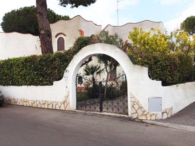 Villino a San Felice Circeo