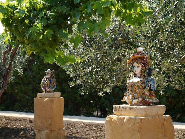 Il Giardino di Athena - Villaggio Mosè