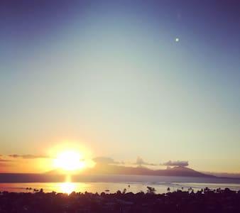 the best view - Puna'auia