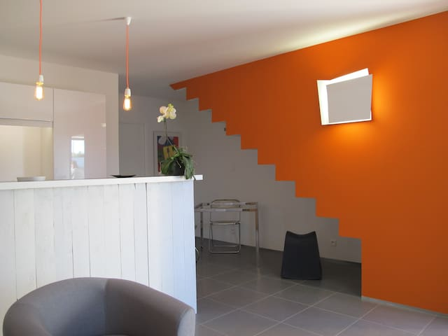 L'Esperluette en Provence - Gîte O - Suze-la-Rousse - Wohnung