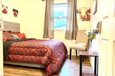 Clean, Cozy, Alleviate - Private Room 2