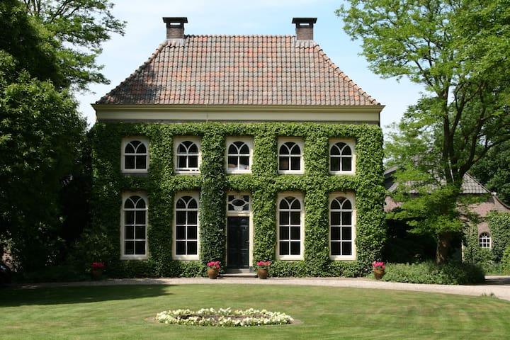 Etage op landgoed in Dalfsen - Dalfsen - Apartamento
