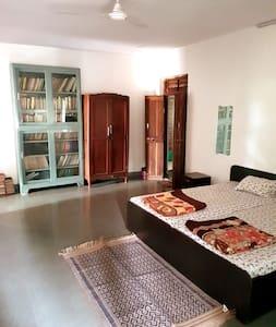 Nirvana Retreat - Bedroom 1