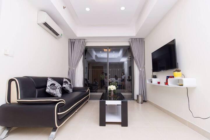2BR Apartment Masteri Thao Dien - Ho Chi Minh City - Apartment