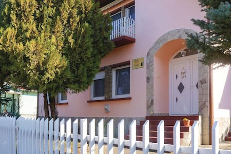 Holiday apartment with 1 bedroom on 25m² in Zalakaros