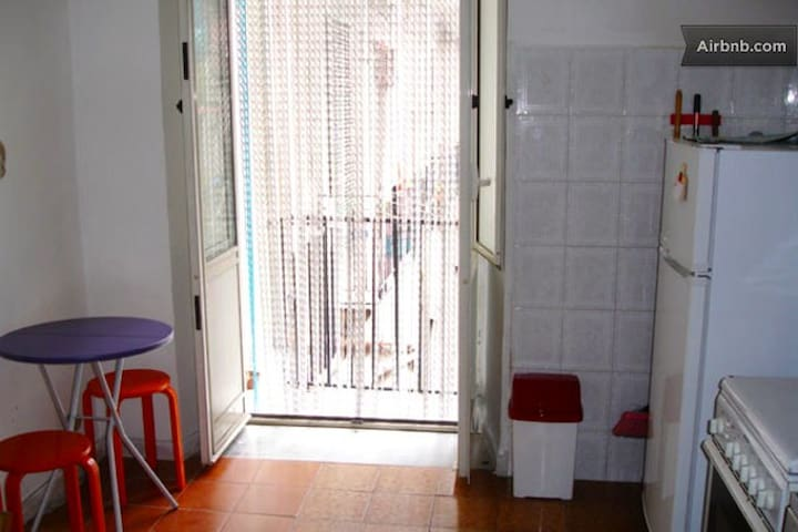 Simple apartment in Naples center - Napels - Appartement